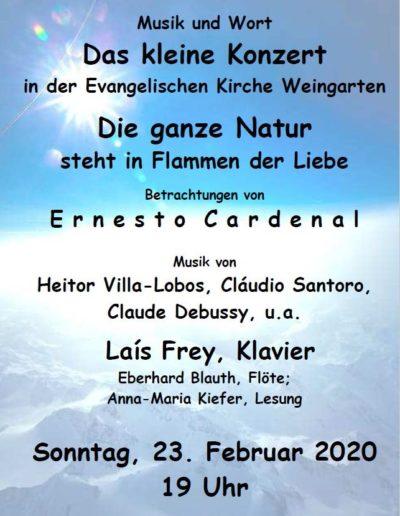 2020-02-23 Weingarten